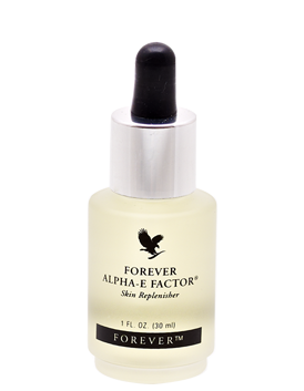 Forever Alpha-E Factor is a nourishing treatment containing vitamins A, C and E that brings new vigour to tired skin.