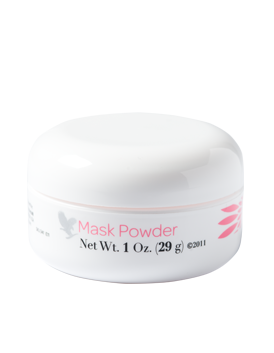 Mask Powder is an exfoliating face mask for fresh, rosy skin. Removes dead skin cells and has a soothing effect on the skin.