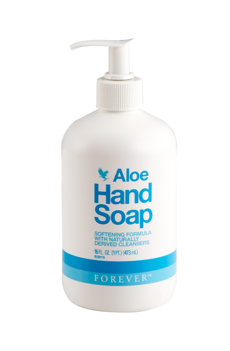 Aloe Hand Soap is a liquid soap based on Aloe vera, in a handy pump bottle. Contains cleansing substances from natural sources.