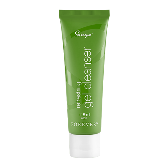 Sonya refreshing gel cleanser is the new generation gel-based face cleanser with Aloe vera that lathers gently while moisturizing and conditioning.